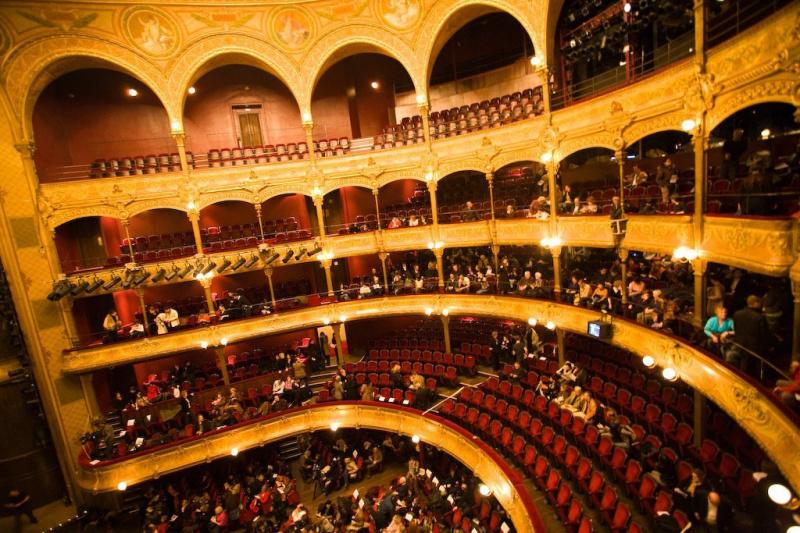 Grand Foyer Theatre Du Chatelet : Photo th��tre du ch�telet