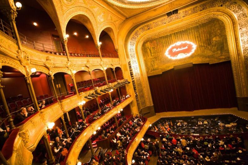 Grand Foyer Theatre Du Chatelet : Photo thé tre du ch telet