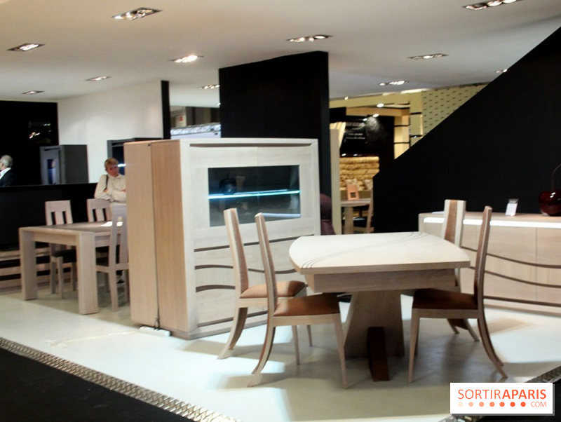 photo 3 foire de paris 2015. Black Bedroom Furniture Sets. Home Design Ideas