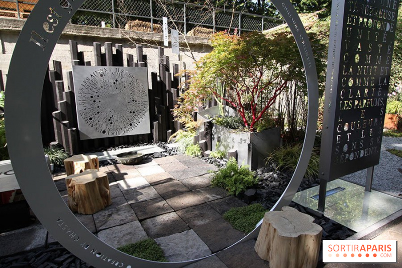 Photo 7 jardins jardin 2015 aux tuileries for Jardin aux tuileries