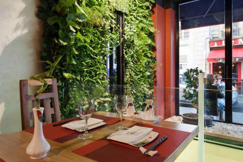Shinseki nouveau restaurant japonais saint germain des - Restaurant japonais paris cuisine devant vous ...