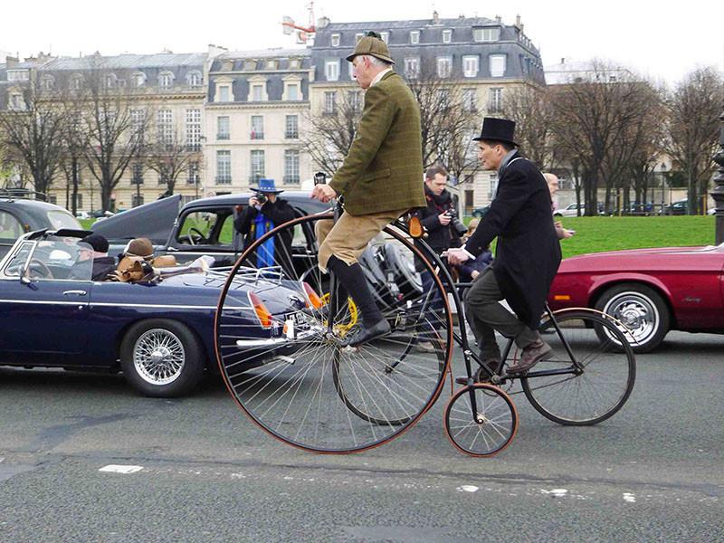 La Traversée de Paris 2013