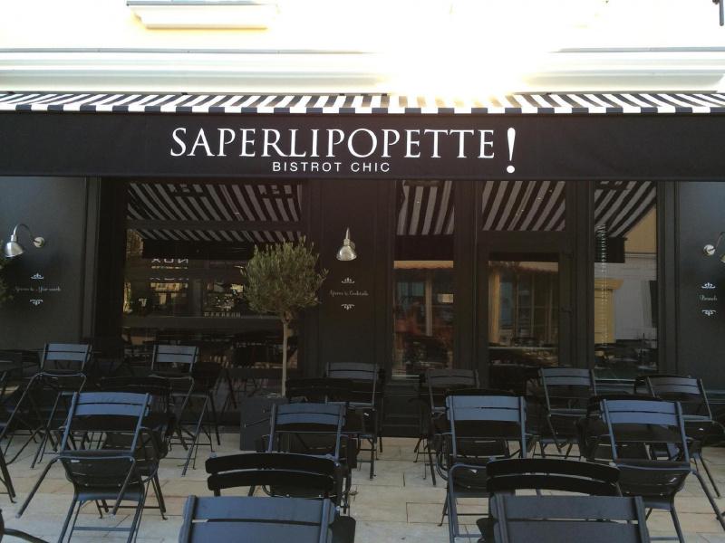 Restaurant Tres Connu A Paris