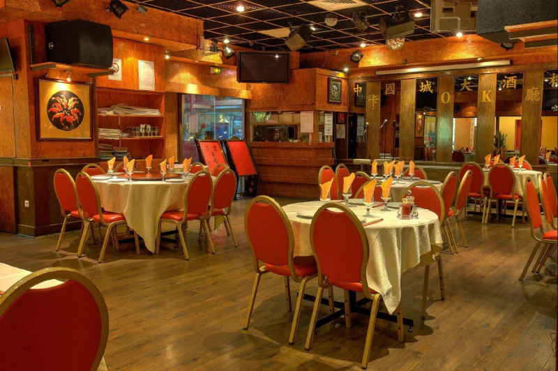 Nouvel an chinois 2017 au restaurant chinatown olympiades - Restaurant nouvel an paris ...