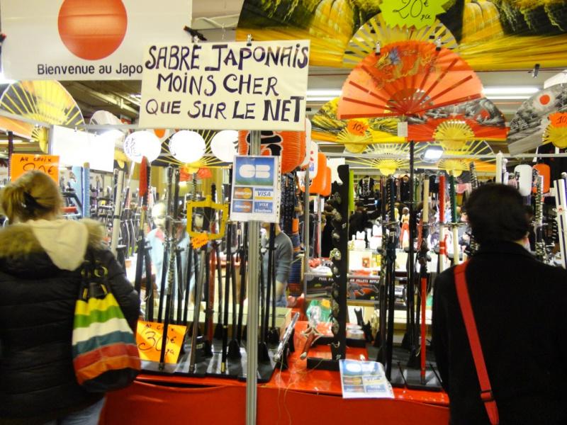 Photo paris manga sci fi show 2012 stand sabre paris for Salon manga paris