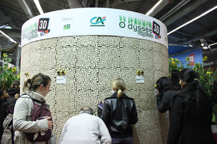 Photo l 39 odyss e v g tal salon de l 39 agriculture 2012 le for Place gratuite salon de l agriculture