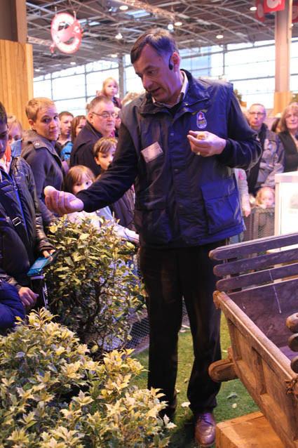 Photo lou salon de l 39 agriculture 2012 salon de l for Sortie salon de l agriculture