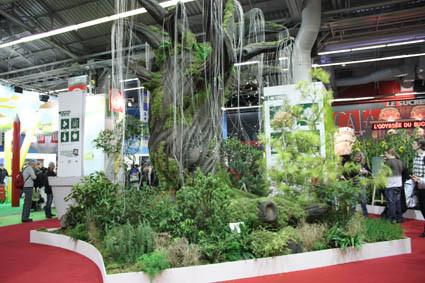 Photo odyss e v g tale 3d salon de l 39 agriculture 2012 for Place gratuite salon de l agriculture