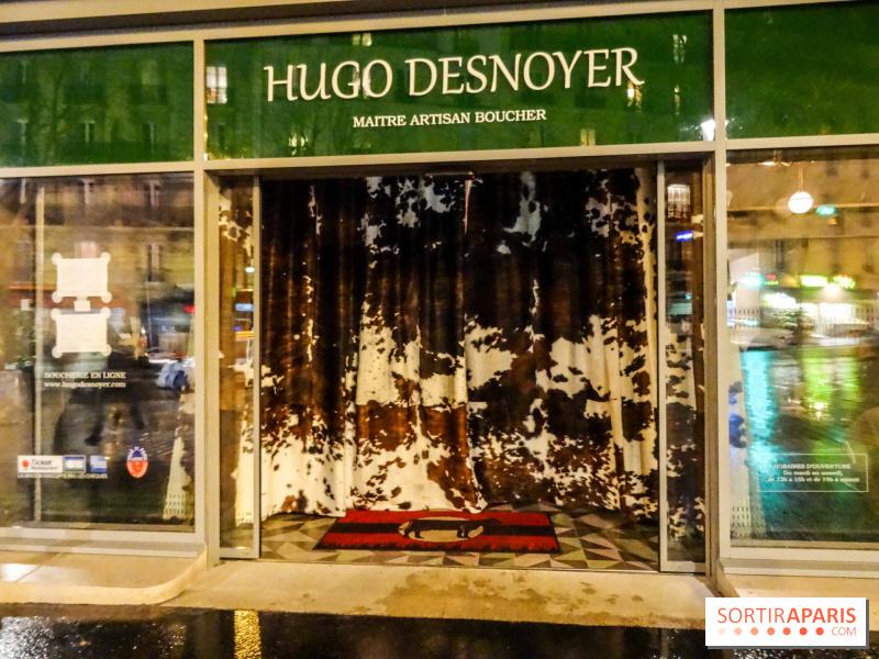 La Table D Hugo Desnoyer Le Nouveau Temple Des Carnivores