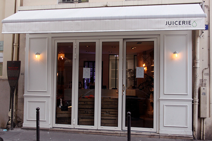 Restaurant Bio Et Bar  Ef Bf Bd Jus Paris