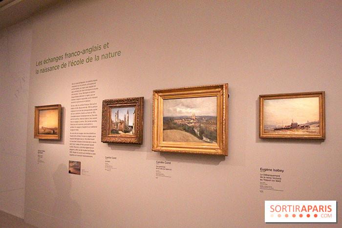 photo 9 les impressionnistes en normandie l 39 expo au mus e jacquemart andr. Black Bedroom Furniture Sets. Home Design Ideas