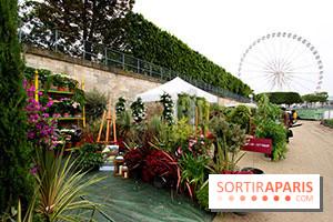 Photo 3 salon jardins jardin aux tuileries 2016 - Salon de jardin foire de paris ...
