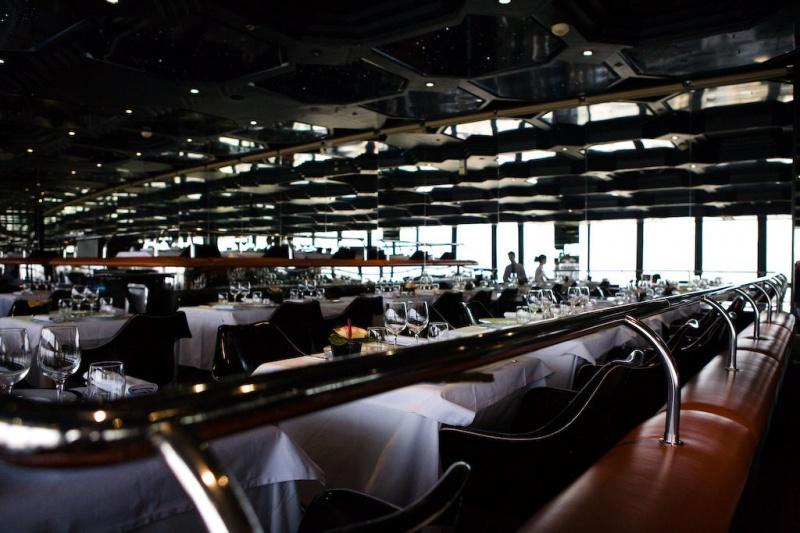 Photo 11 ciel de paris - Le ciel de paris restaurant ...