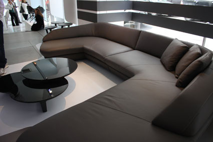 Photo 7 designer 39 s days 2012 chez la roche bobois - Roche et bobois soldes ...