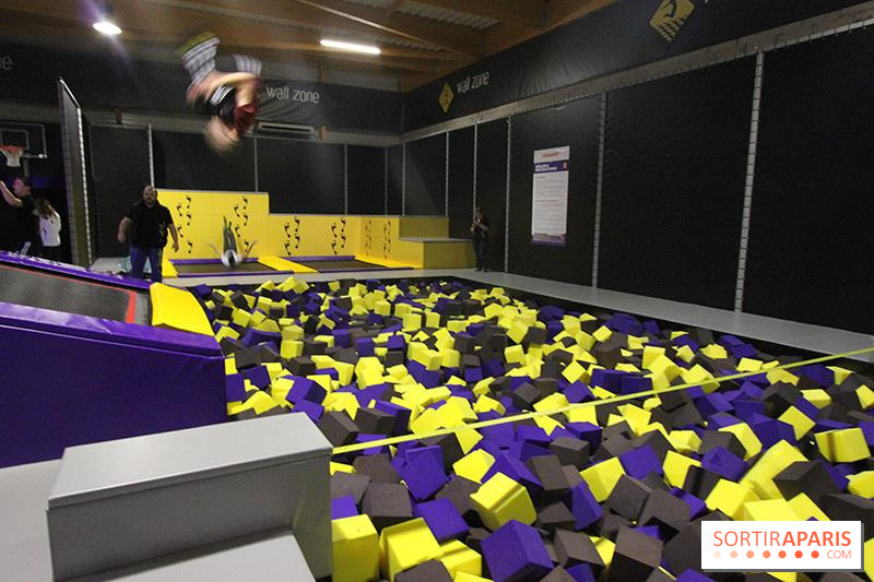 Photo 12 O Jump Park Le Trampoline Park Indoor