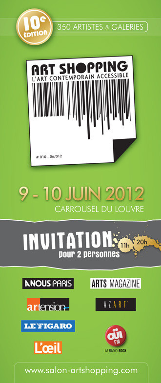 Album photos invitation gratuite pour le salon art - Salon de l agriculture invitation gratuite ...