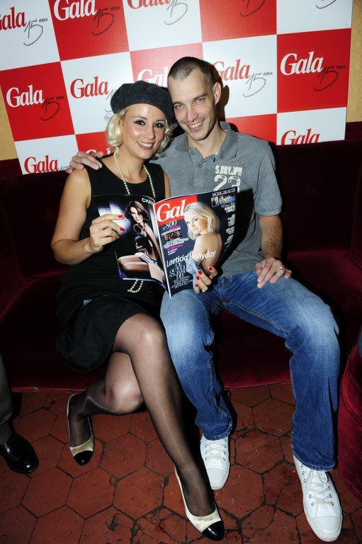 Photo elodie gossuin bertrand lacherie people les 15 ans du magazine people gala - Elodie gossuin et bertrand lacherie ...