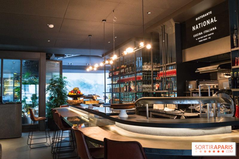 Le Bijou Restaurant Paris
