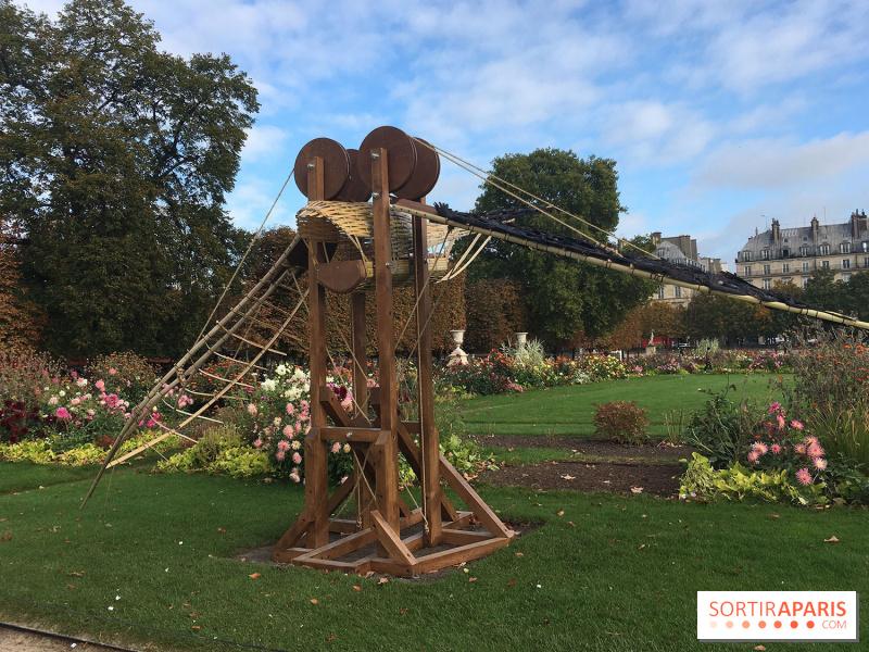 Album photos fiac 2017 au jardin des tuileries for Fiac 2015 jardin des tuileries