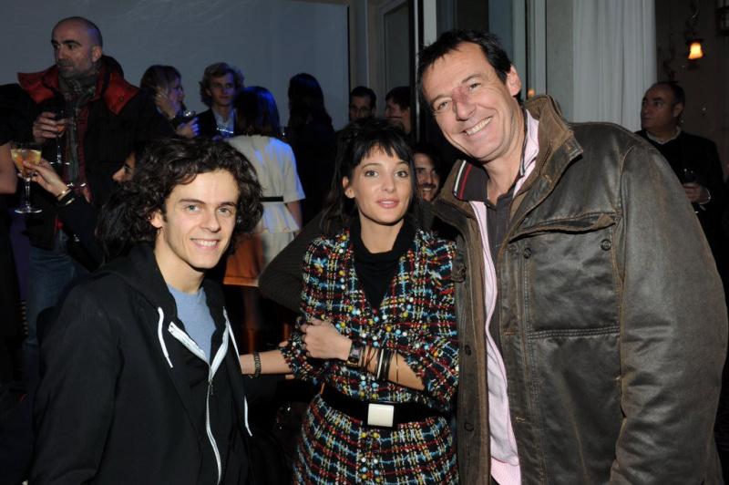 Photo michael gr gorio erika moulet jean luc reichmann people after show michael gregorio - Michael gregorio en couple ...