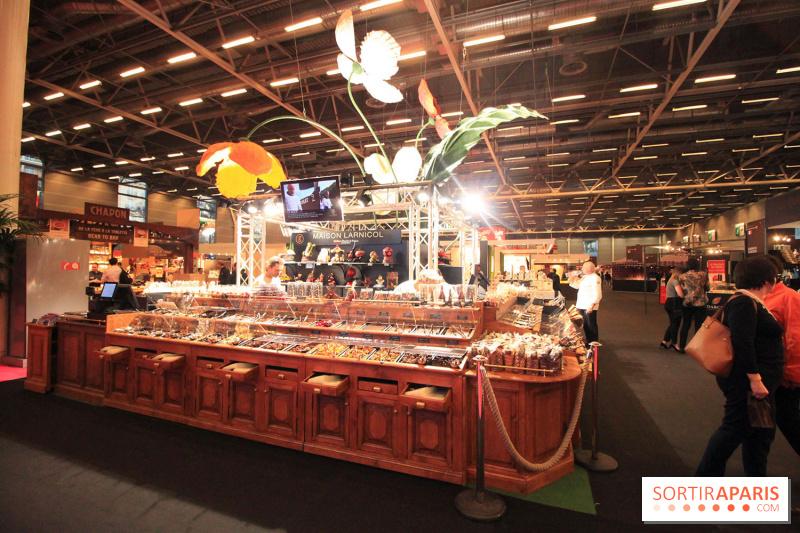 Photo 5 salon du chocolat 2017 - Salon du jeu video paris 2017 ...