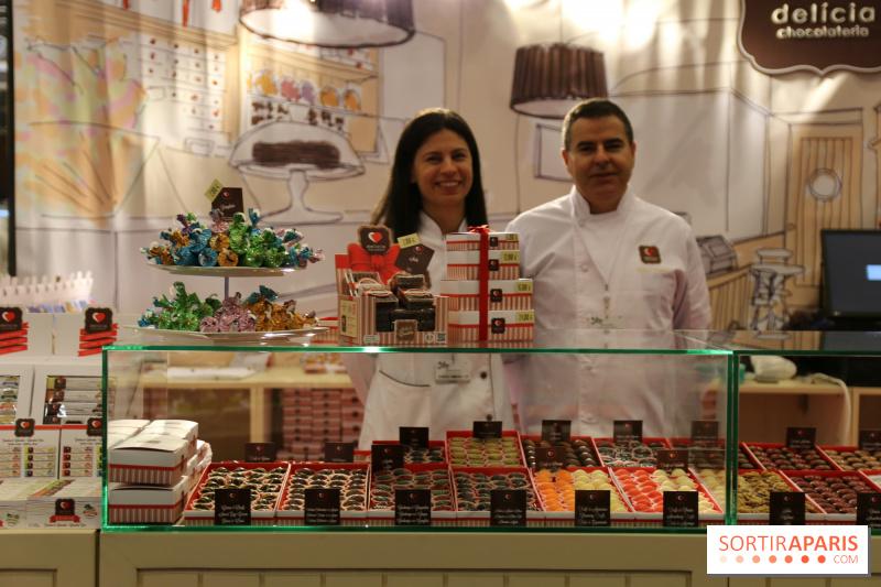 Photo 36 salon du chocolat 2017 - Salon du chocolat 2017 paris ...