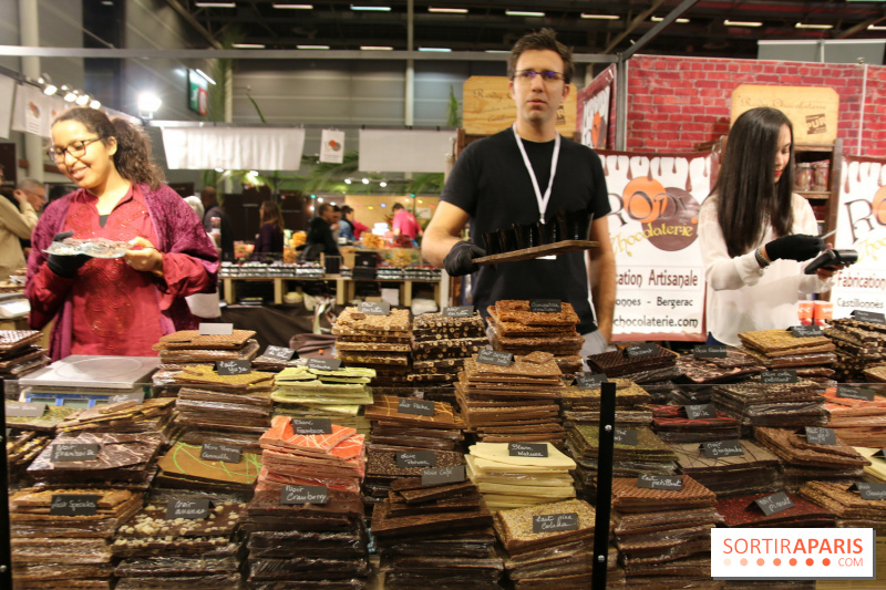 Photo 47 salon du chocolat 2017 for Salon du cannabis 2017