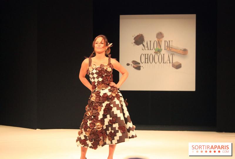 Photo 3 le d fil du salon du chocolat 2017 - Salon du chocolat 2017 paris ...