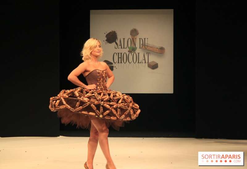 Photo 20 le d fil du salon du chocolat 2017 for Salon du chiot reze 2017