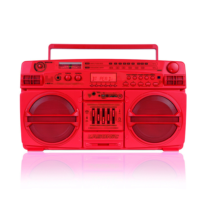 Ghetto blaster boombox lasonic images - Lasonic ghetto blaster i931x ...