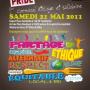 fairpride, 1er carnaval éthique et solidaire, quinzaine du commerce équitable, samedi 11 mai 2011