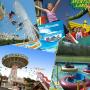 les parcs d'attractions, parc d'attraction, à paris et ses alentours, région parisienne, vacances d'été 2011