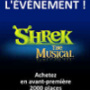 shrek le musical, comédie musicale, shrek, casino de paris