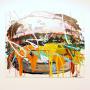 exposition Thomas Fiebig, exposition street art Paris, exposition Adict Galerie, La grande Bouffe
