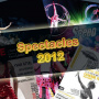 top 10 des spectacles 2012