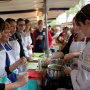 Les cours de cuisine gratuits sur les marchés parisiens