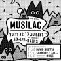 Festival Musilac 2015 à Aix-Les-Bains : dates, programmation et réservations