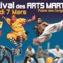Festival des Arts Martiaux 2015 au Palais des Congrès de Paris