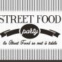 Street Food Party : miam miam !