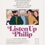 Listen Up Philip : critique et bande-annonce