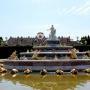 Anish Kapoor au Château de Versailles