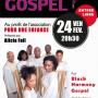 concert de gospel solidaire