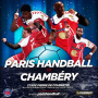 PARIS HANDBALL - CHAMBERY 8ème de finale Coupe de France de Handball