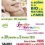 Le Salon Vivez Nature Paris 2015 à la Grande Halle de la Villette