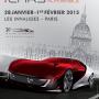 Exposition Concept Cars aux Invalides 2015
