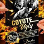 ?•? Coyote Ugly @ Duplex ?•?