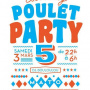 Monsieur Poulet Birthday Party V