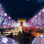 Les illuminations de Paris